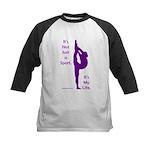 Kids Gymnastics Jersey - Life