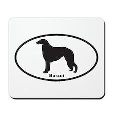 BORZOI Mousepad