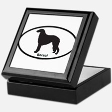 BORZOI Tile Box