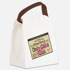 Sister to be 2017 Canvas Lunch Bag