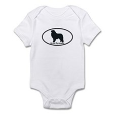 GREAT PYRENEES Infant Bodysuit