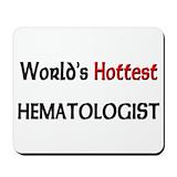 Hematologist Mouse Pads