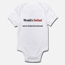 World's Hottest Health Promotion Specialist Infant