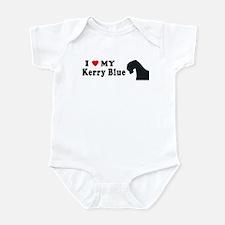 KERRY BLUE Infant Bodysuit