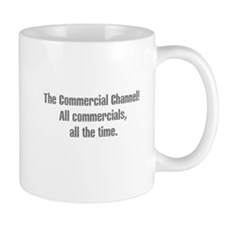 Commercial Channel Mug