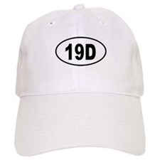 19D Baseball Cap