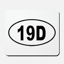 19D Mousepad