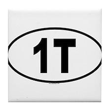 1T Tile Coaster