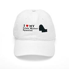 IRISH WATER SPANIEL Baseball Cap