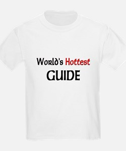 World's Hottest Guide T-Shirt