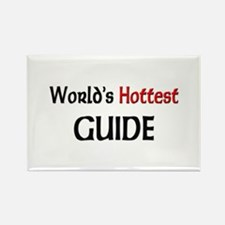 World's Hottest Guide Rectangle Magnet