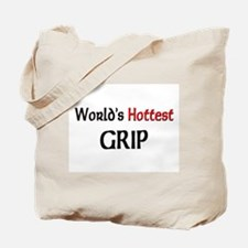 World's Hottest Grip Tote Bag