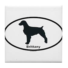 BRITTANY Tile Coaster