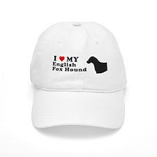 ENGLISH FOX HOUND Baseball Cap