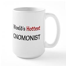 World's Hottest Gnomonist Large Mug