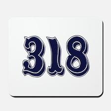 318 Mousepad