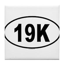 19K Tile Coaster