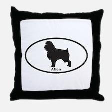 AFFEN Throw Pillow