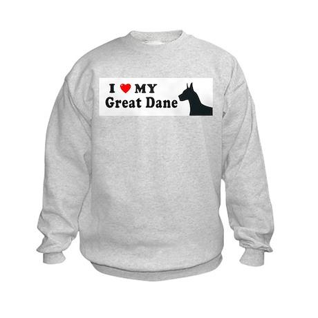 GREAT DANE Kids Sweatshirt