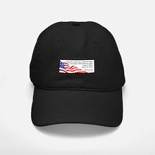 Can't sacrifice liberty - Baseball Hat