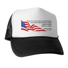 Can't sacrifice liberty - Trucker Hat