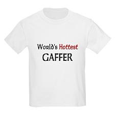 World's Hottest Gaffer T-Shirt