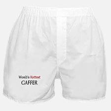 World's Hottest Gaffer Boxer Shorts