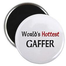World's Hottest Gaffer Magnet