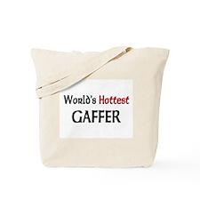 World's Hottest Gaffer Tote Bag