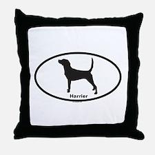 HARRIER Throw Pillow