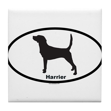 HARRIER Tile Coaster