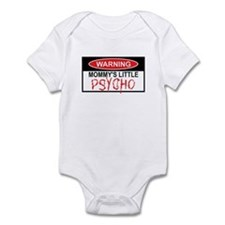 Psycho funny sign Infant Bodysuit