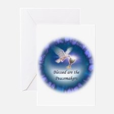 Peacemaker Greeting Cards (Pk of 10)
