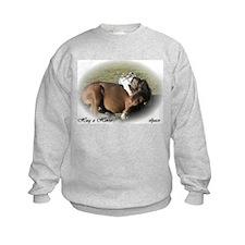 Hug a Horse Sweatshirt, elpace