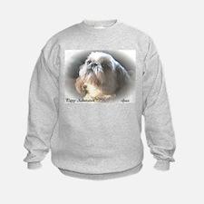 Shih Tzu puppy Sweatshirt elpace