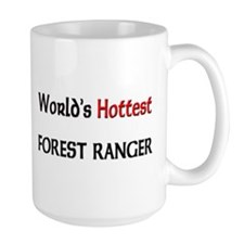 World's Hottest Forest Ranger Mug