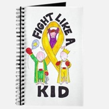 Fight Like A Kid Journal
