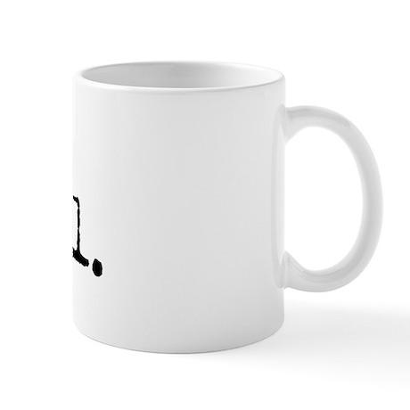 more cowbell. Mug