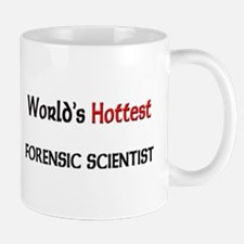 World's Hottest Forensic Scientist Mug