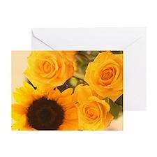 isabellafamily4weeks40 Greeting Cards