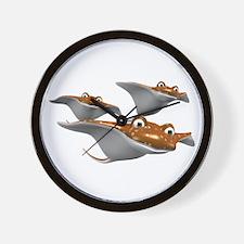 Stingray Wall Clock