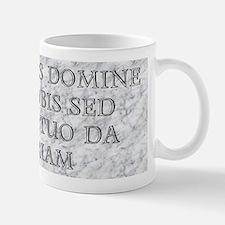 Knights Templar Motto Mug