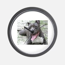 Smile With APBT Style Wall Clock