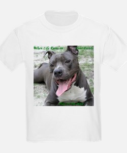 Smile With APBT Style Kids T-Shirt