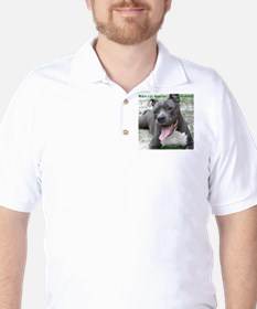 Smile With APBT Style Golf Shirt