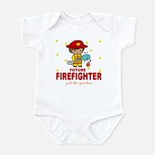 Future Firefighter like Grandma Infant Bodysuit