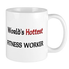 World's Hottest Fitness Worker Mug