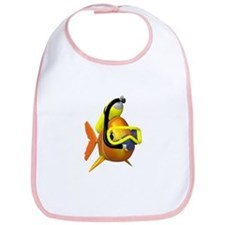 Scuba diving fish Bib