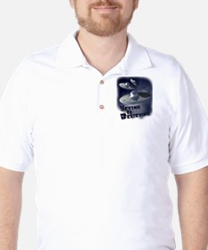 Seeing is Believing Golf Shirt