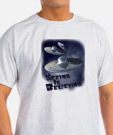 Seeing is Believing T-Shirt